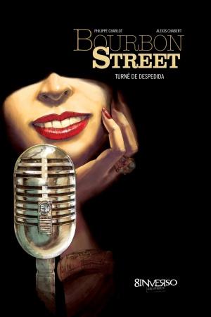 Livro Bourbon Street - turnê de despedida - vol. 2