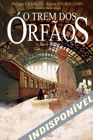 Livro O trem dos órfãos – INDISPONÍVEL