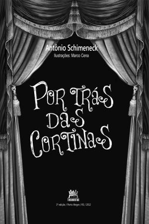 Livro Por trás das cortinas