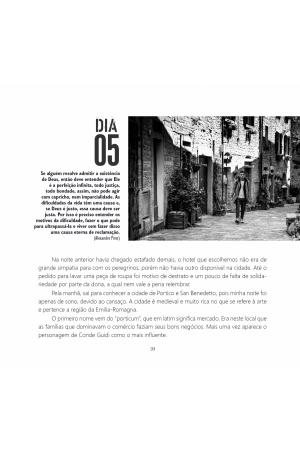 Livro 18.04 O Caminho - nos passos de São Francisco de Assis