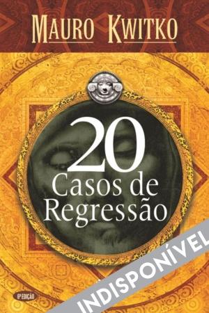 Livro 20 casos de regressão - INDISPONÍVEL
