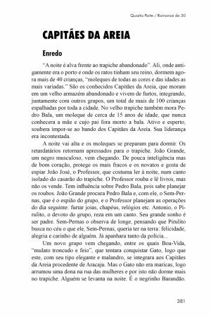 Livro 30 romances brasileiros