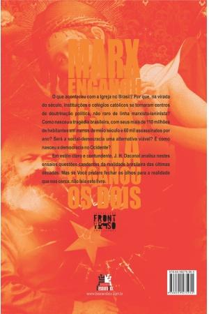 Livro Marx enganou Jesus e Lula enganou os dois...