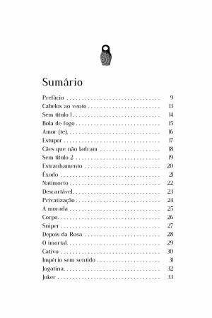 Livro Matrioskas