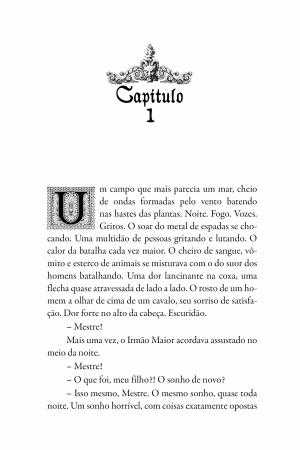 Livro O monge rei e o camaleão