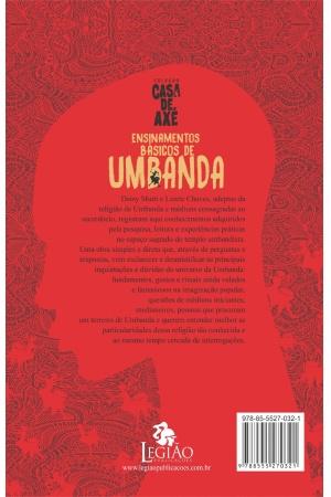 Livro Ensinamentos básicos de Umbanda