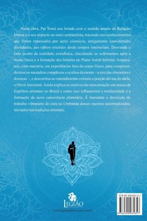 Livro Estrela guia: o povo do Oriente na Umbanda