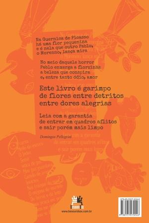 Livro Flor de guernica