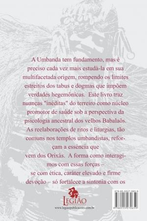 Livro As flores de Obaluaê  - o poder curativo dos Orixás