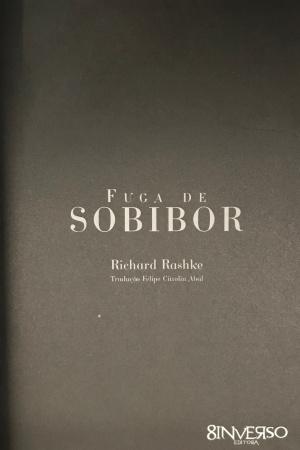Livro Fuga de Sobibor
