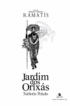 Livro Jardim dos Orixás