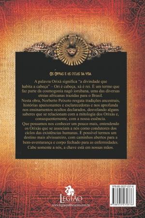 Livro  Os Orixás e os ciclos da vida