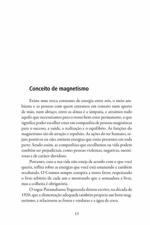 Livro O magnetismo na casa umbandista
