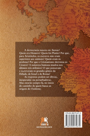 Livro Para ler o Ocidente - as origens de nossa cultura