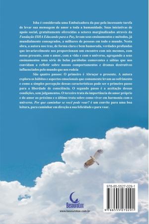 Livro Por que caminhar se você pode voar?