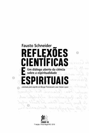 Livro Reflexões científicas e espirituais