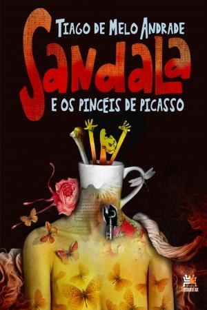 Livro Sandala e os pincéis de Picasso