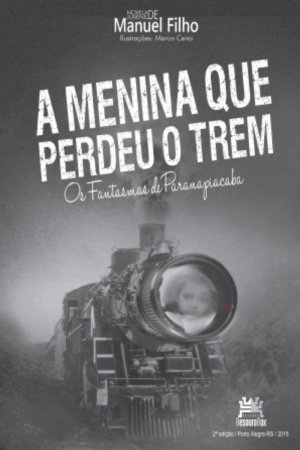 Livro A menina que perdeu o trem
