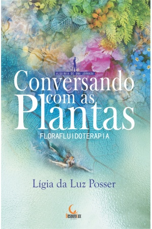 Livro Conversando com as plantas
