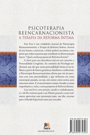 Livro A terapia da Reforma Íntima