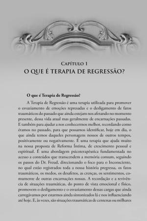 Livro Terapia de Regressão - perguntas e respostas