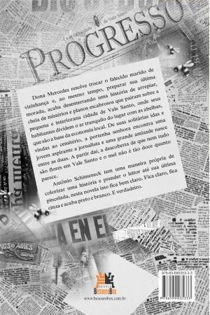 Livro A verdade em preto e branco
