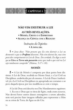 Livro O Evangelho segundo o espiritismo  - bolso