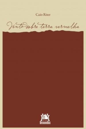 Livro Vento sobre terra vermelha