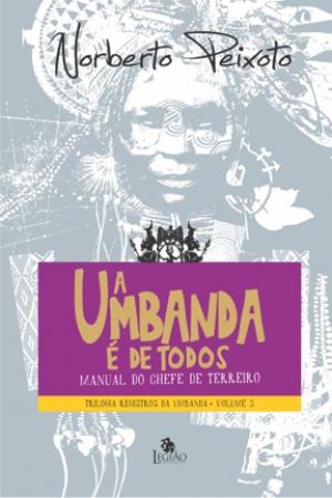 Livro Box Trilogia Registros de Umbanda
